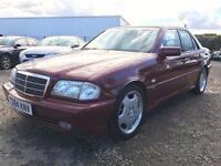 1999 Mercedes-Benz 4.3 C43 AMG 4dr