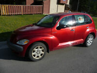 2001 Chrysler PT Cruiser Standard Hatchback