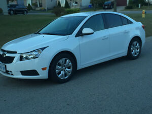 CERTIFIED 2014 Chevrolet Cruze 1LT Turbo
