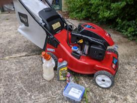 TORO Self-Propelled Mulcher Recycler Rotary Lawn Mower - TX-159 GTS 48