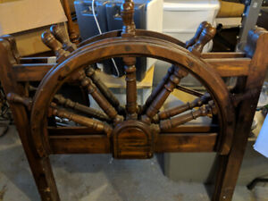 Antique kids bedroom set(Young Hinkle Ships ahoy)