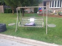 Free backyard Swing