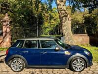 67 PLATE MINI 1.5 COOPER SEVEN 5DR HATCH PETROL 40,364 MILES 1 OWN VISUAL BOOST