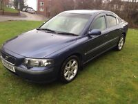 2003 VOLVO S60 2.0 TURBO AUTO