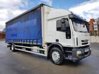 2011 IVECO EUROCARGO ML180E25 EURO5 HIGHROOF SLEEPERCAB 1 COMPANY OWNER FROM NEW