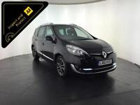 2013 RENAULT GRAND SCENIC DYN TOMTOM BOSE+ DCI 1 OWNER SERVICE HISTORY FINANCE