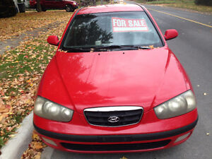 2002 Hyundai Elantra Hatchback $500 firm