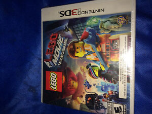 BRAND NEW Lego Movie Game