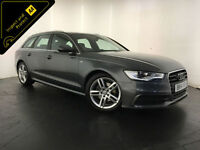 2014 AUDI A6 S LINE ULTRA TDI AUTOMATIC ESTATE 1 OWNER FINANCE PX WELCOME