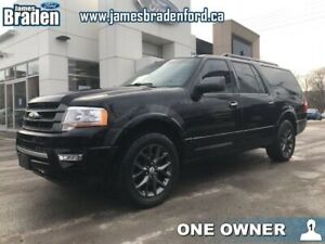 2017 Ford Expedition Max 4X4 MAX  - One owner - Local trade -