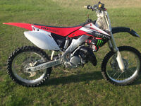 01 cr125 for sale
