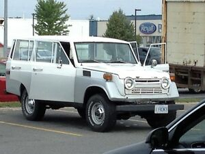 "1976 Toyota LAND CRUISER FJ55 ""Iron Pig"""