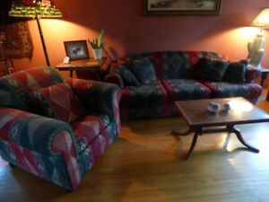 Southwest native style couch sofa 3 seater