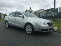 09 VW PASSAT 2.0 TDI HIGHLINE 140 FSH PREVIOUSLY SOLD BY US STUNNING CLEAN CAR