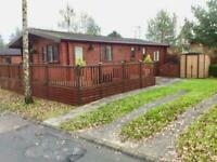 Immaculate 3 bedroom Lake District Holiday Lodge / Cabin / Caravan FOR SALE