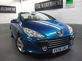 Peugeot 307 2.0 HDI SPORT COUPE CABRIOLET 136BHP