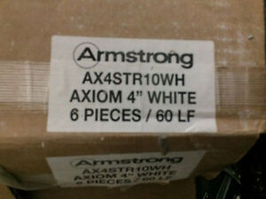 "Armstrong 4"" Axiom suspended ceiling cloud system"