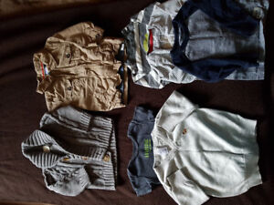 Size 9 months Boys clothing lot