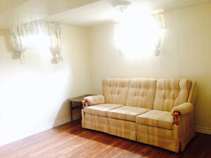 Furnished Nice Rooms or private basement close to Pen Centre