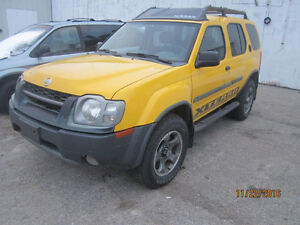 LAST CHANCE FOR PARTS! 2002 NISSAN XTERRA @ PICNSAVE WOODSTOCK