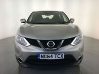 2015 NISSAN QASHQAI ACENTA DCI DIESEL 1 OWNER SERVICE HISTORY FREE ROAD TAX