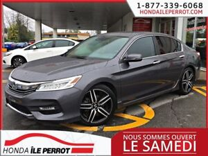 Honda Accord Sedan 4dr I4 CVT Touring 2017