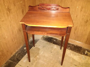 Small antique table (telephone stand)