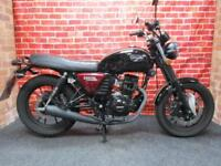 HANWAY RAW 125cc E4 WITH LOW MILEAGE