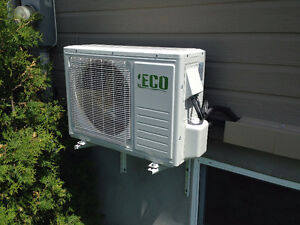**AIR CLIMATISE MURAL 12000BTU THERMOPOMPE INSTALLATION***