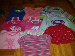 Girls 6-12 month clothing lot