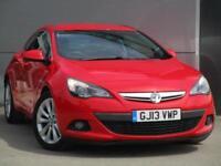 2013 Vauxhall Astra Gtc 1.7 CDTi ecoFLEX 16v SRi (s/s) 3dr