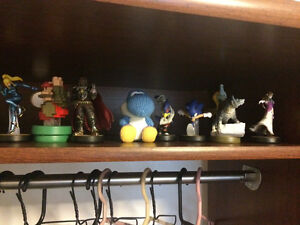 Amiibos. Selling a total of 16 Amiibo. Please see photos.
