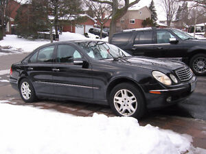 05 Mercedes-Benz E320 4Matic Certified & Emission Tested