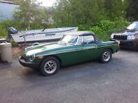 MGB - Fun summer car