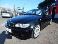 2006 BMW 3 Series 330 Ci Sport 2dr 12 months mot,warranty 2 door Convertible