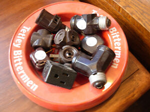 Bakelite Electric Sockets