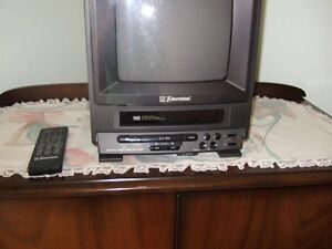 Emerson TV VHS Player