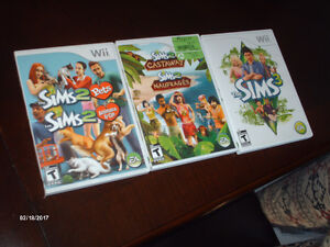 Les Sims, The Sims pour Wii