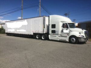 International / Volvo Tractors + Kentucky Trailers For Sale