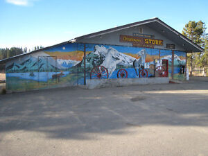 PROFITABLE GENERAL/LIQUOR store with Residence, and IN LAW CABIN Williams Lake Cariboo Area image 2