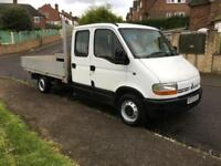 Renault Master pick up (2003)