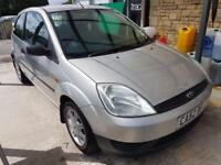 2003 Ford Fiesta 1.3 LX - MOT 04/18 - 2 Keys - 3 F Keepers