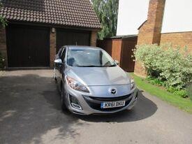 2012 Mazda 3 sport nav