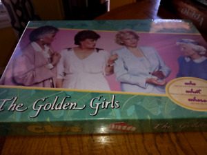 New and sealed Golden Girls monopoly