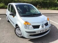 1.5 Diesel Category D Renault modus drives perfect, Panoramic roof