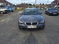BMW 530d automatic with sports mode low mileage, remapped