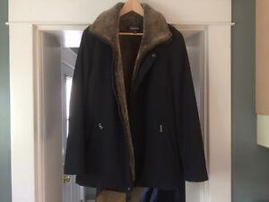 Men's Danier winter coat - medium like new Belleville Belleville Area image 1