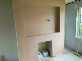 Plasterer / coloured render / Nottingham