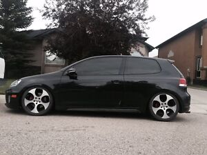 2011 VW GTi 2.0T, 6 speed