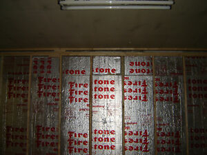 $40 · 2x8 firestone insulation sheets R 29 used 4 inches thick Regina Regina Area image 1